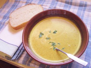 Ginger soup 013