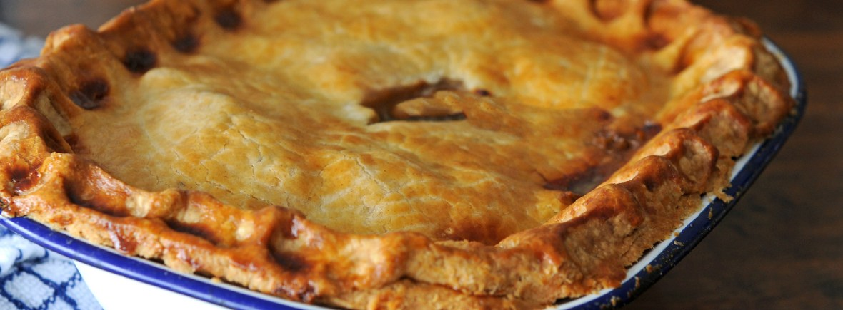 Beef and Ale Pie