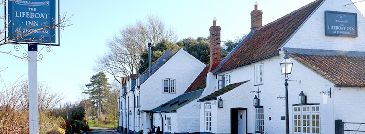 Lifeboat Inn