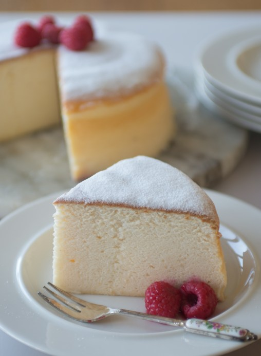 Jiggly Cheesecake