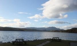 November: Loch Venacher, Scotland