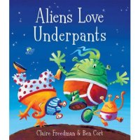 apparently aliens love underpants