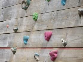 climbing grips on wall photo © iusedtobeindecisive