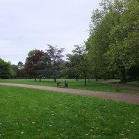 a walk in Finsbury Park