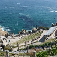 A visit to the Minack Theatre, Cornwall