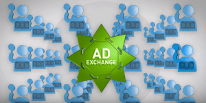 5. On the ad exchange, bidders submit a bid price for the ad slot.