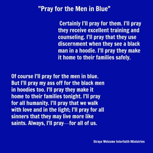 Pray_meninblue