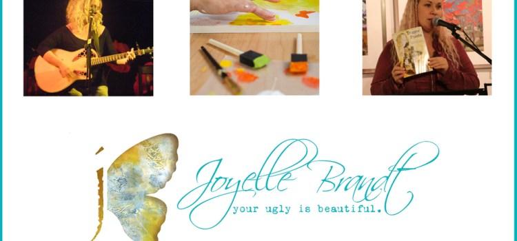 Episode 045 – Helping Women Love Their Bodies with Joyelle Brandt