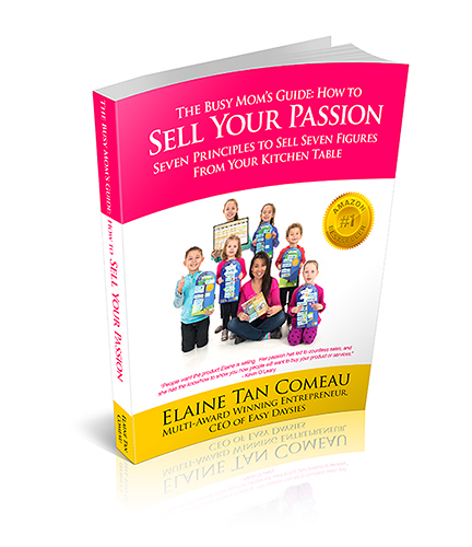 Sell Your Passion Book