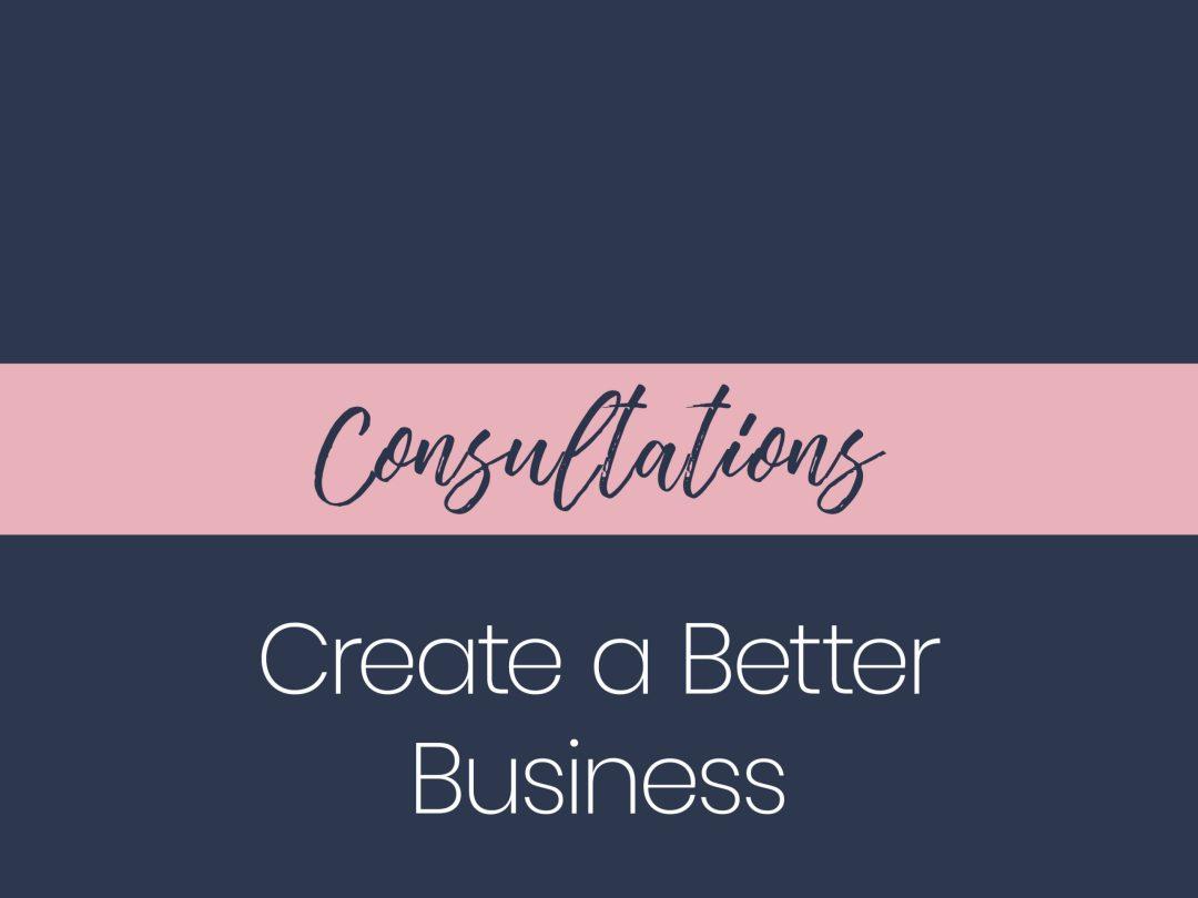 Business Consultations Elaine Tan Comeau