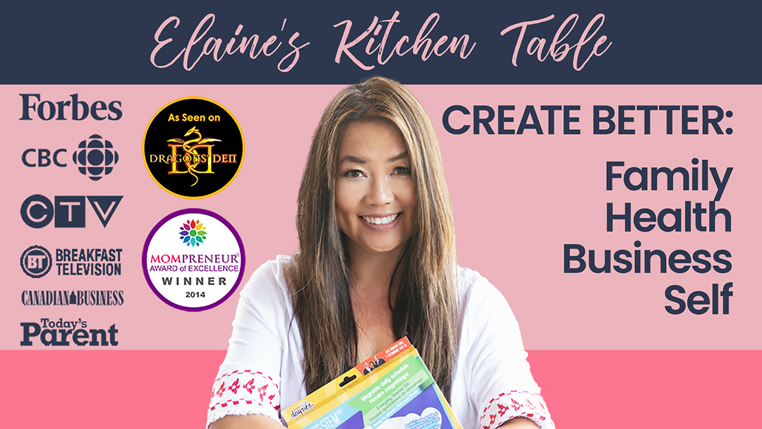 Create Better: Elaine's Kitchen Table