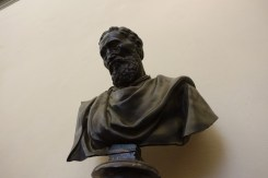 Bust of Michaelangelo made by himself