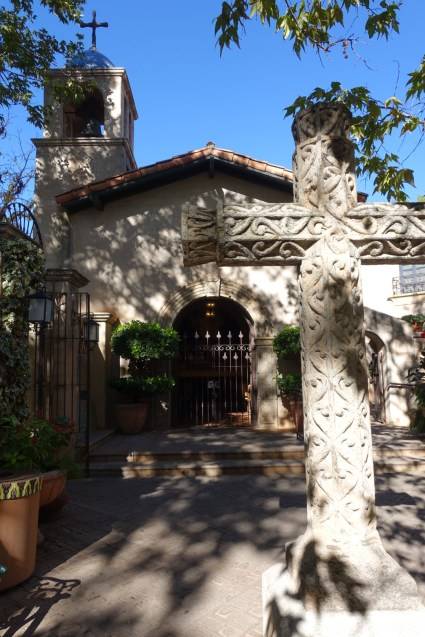 The Chapel: Founder Abe Miller's favorite building