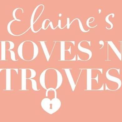So it begins – elainesrovesntroves