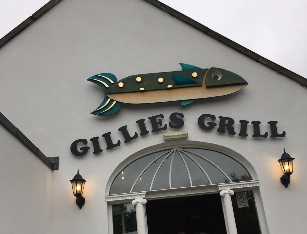 Gillies Restaurant Galgorm