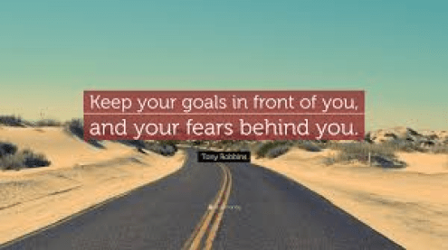 fears and goals