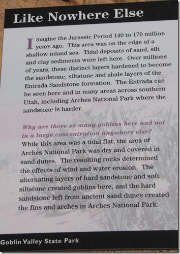 Goblin Valley State Park Utah (5/6)