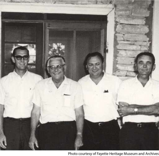 fayette county board of directors