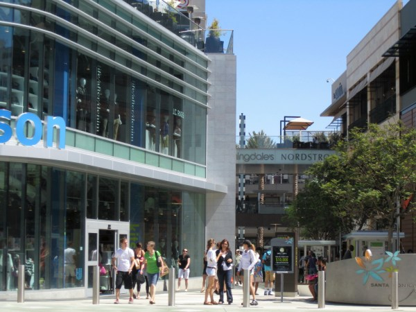 Santa Monica Place Mall