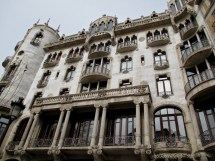 Beautiful Barcelona Building