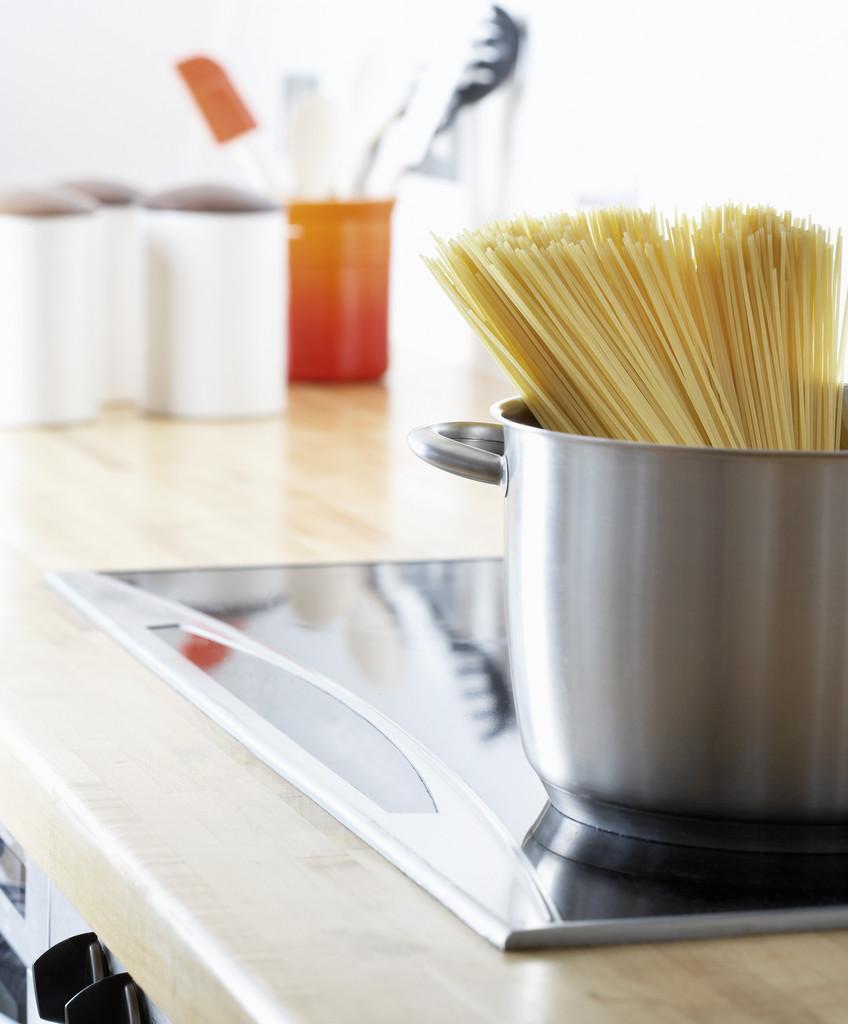 Pot of Pasta