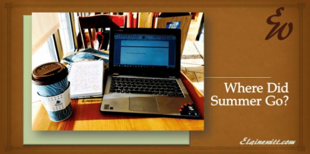 Return to Blogging