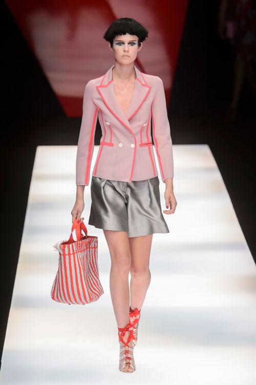 Colecția lui Giorgio Armani prezentată la Paris Fashion Week 2018 14