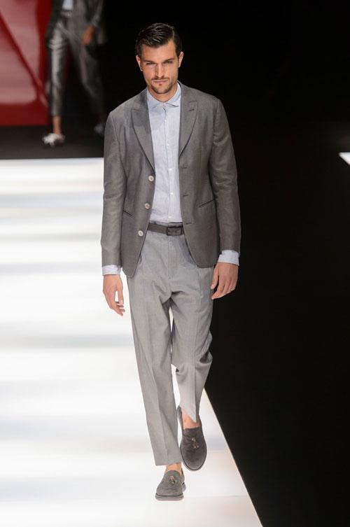 Colecția lui Giorgio Armani prezentată la Paris Fashion Week 2018 27