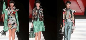 Colecția lui Giorgio Armani prezentată la Paris Fashion Week 2018