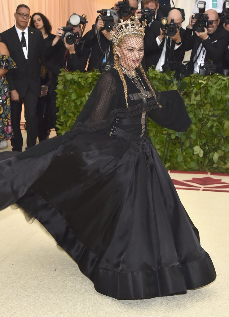 Met Gala 2018: The Best Dressed Celebrities on the Red Carpet 1