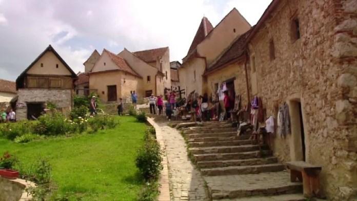 Unul dintre cele mai frumoase sate din lume