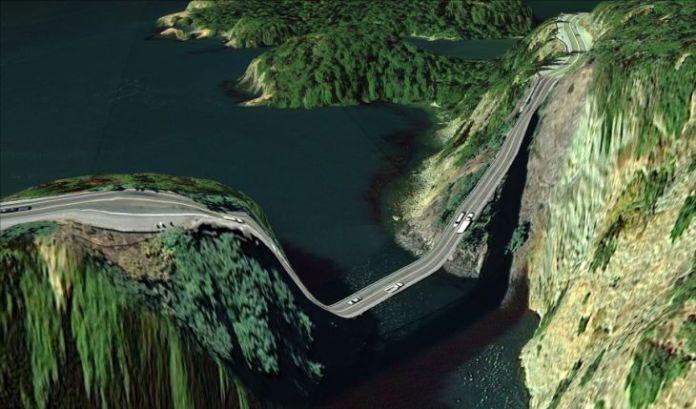 15 dintre cele mai periculoase drumuri din lume 1