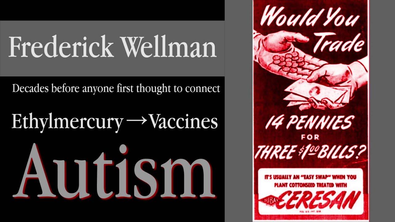 Vaccinurile, mercurul și autismul 2