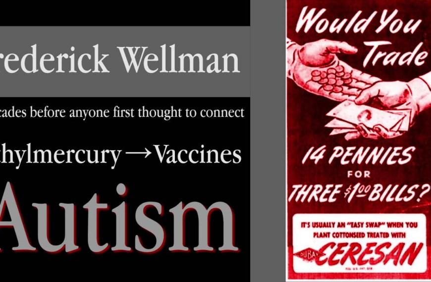 Vaccinurile, mercurul și autismul