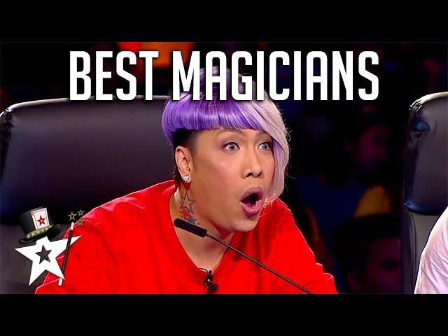 magicieni
