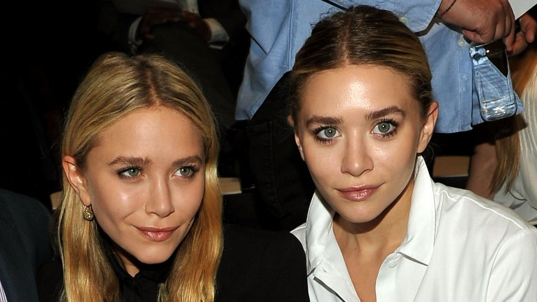 Mary-Kateand Ashley Olsen