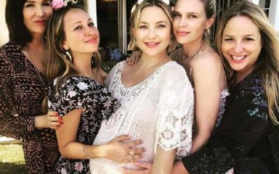 Actriţa Kate Hudson, adepta nașterii naturale, a devenit mamă pentru a treia oară 1