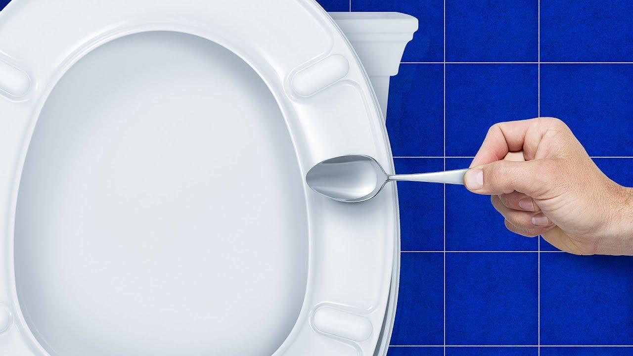 30 de Trucuri excepționale pentru curățarea băii 6