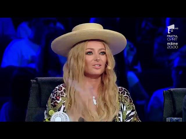 Ioana Bulgaru -Audiții X Factor România 2018 2