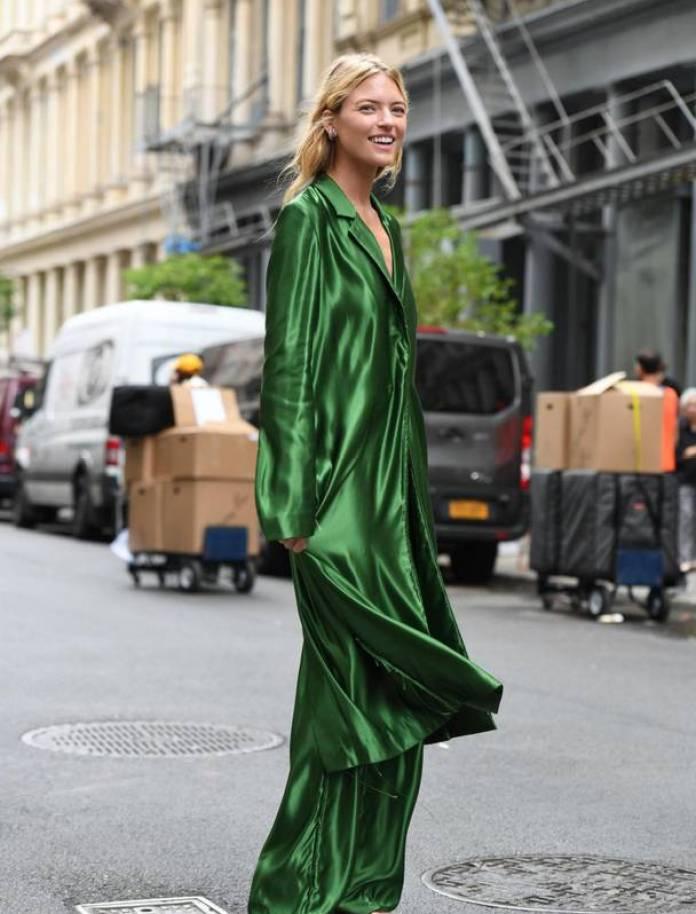 Săptămâna Modei la New York 2018-stilul pe stradă în Manhatan 1