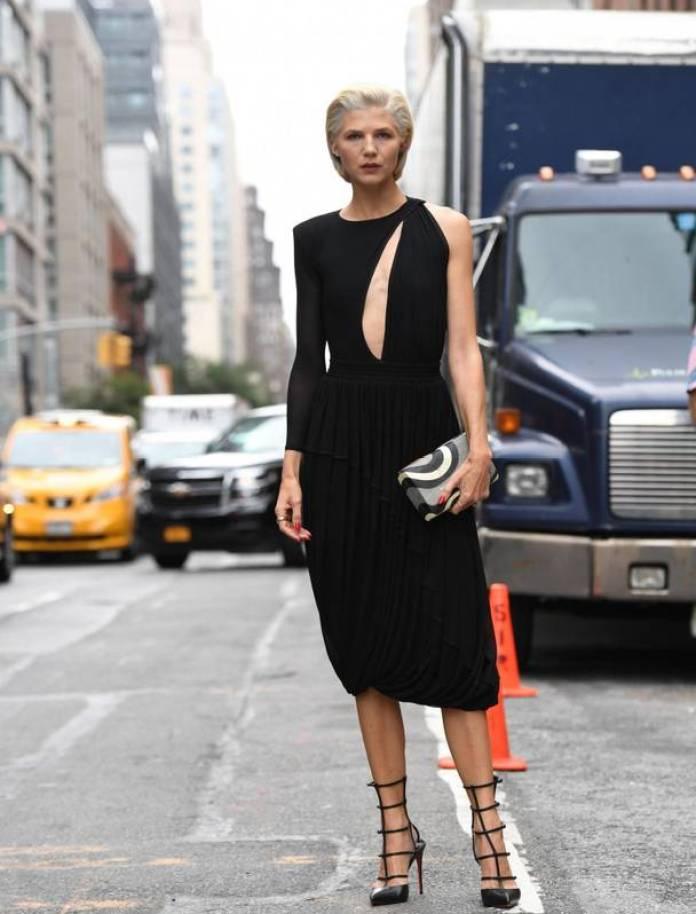 Săptămâna Modei la New York 2018-stilul pe stradă în Manhatan 19