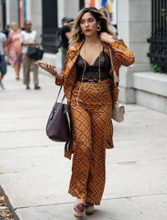 Săptămâna Modei la New York 2018-stilul pe stradă în Manhatan 17