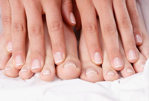 Aspectul unghiilor și legătura cu sănătatea 1