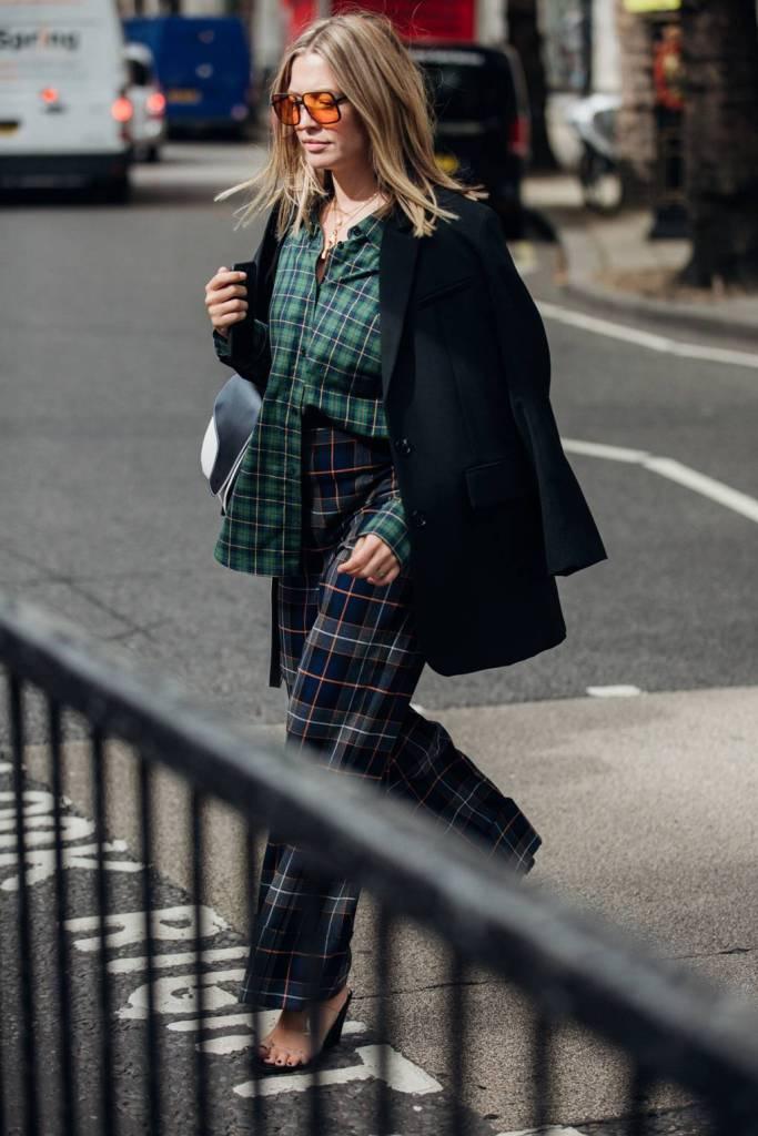Săptămâna Modei la Londra -Stilul stradal septembrie 2018 4