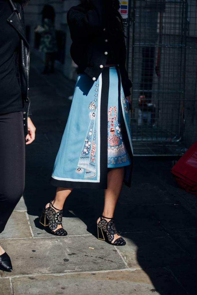 Săptămâna Modei la Londra -Stilul stradal septembrie 2018 5