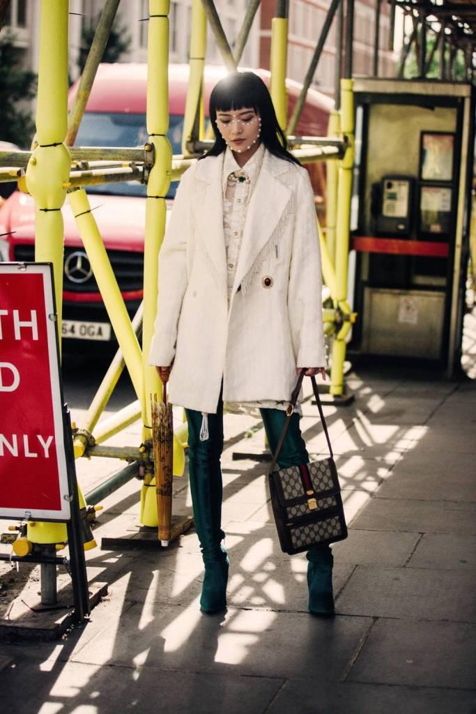 Săptămâna Modei la Londra -Stilul stradal septembrie 2018 8
