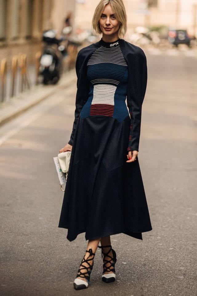 Săptămâna Modei la Milano-Stilul stradal septembrie 2018 37