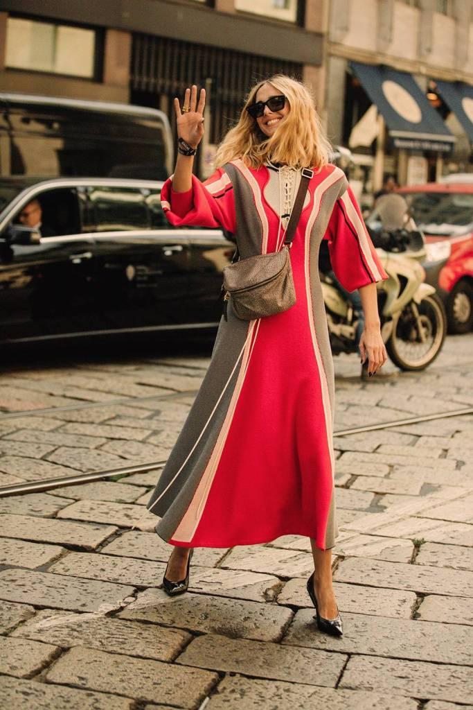 Săptămâna Modei la Milano-Stilul stradal septembrie 2018 43