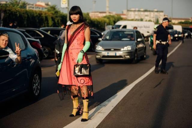 Săptămâna Modei la Milano-Stilul stradal septembrie 2018 52