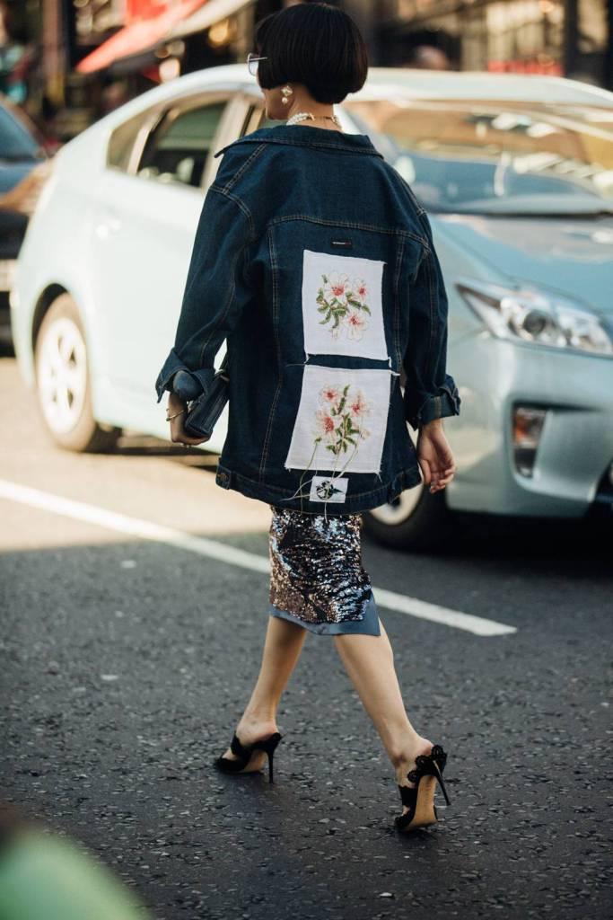 Săptămâna Modei la Londra -Stilul stradal septembrie 2018 41
